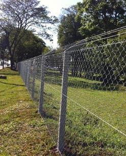 A Indústria de Telas Ramacrisna dispõe de telas, alambrados e cercas para obras de construção civil.